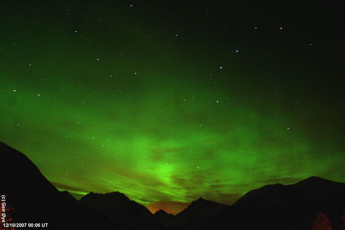 Aurora Borealis 2007